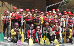 Rafting geheugen